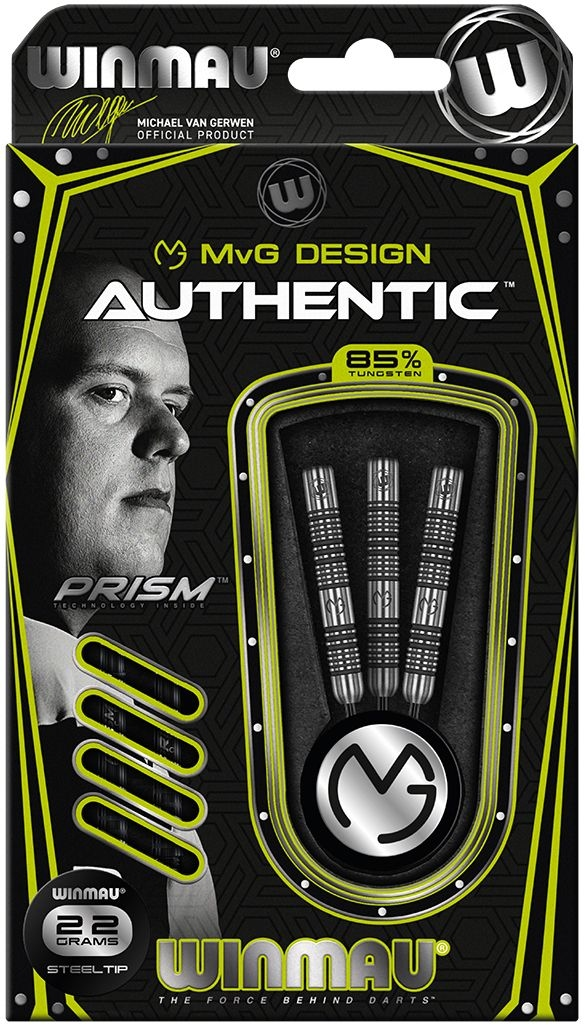 Winmau Michael van Gerwen Authentic
