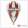Target Vapor Power Arc Bolt White and Red