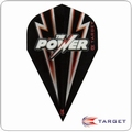 Target Vapor Power Flash Black and Red