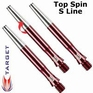 Target Top Spin S line Intermediate Red