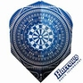 Harrows Quadro Blue Dartboard