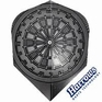 Harrows Quadro Silver Dartboard