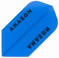 Ruthless Amazon Transparant Slim Blue