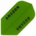 Ruthless Amazon Transparant Slim Green