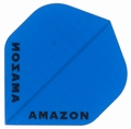 Ruthless Amazon Transparant Std Blue