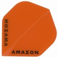 Ruthless Amazon Transparant Std Orange