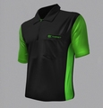 Target CoolPlay 3 Hybrid Dartshirt Black / Green