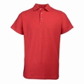 Comfort Wear Dart Polo Red