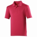 Just Cool  Dart Polo Hot Pink