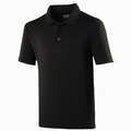 Just Cool  Dart Polo Black Kids