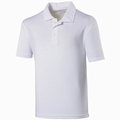 Just Cool  Dart Polo White Kids
