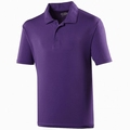 Just Cool  Dart Polo Purple Kids
