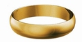 Harrows Supergrip Spare Rings Gold