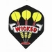 Ruthless Standaard Black Wicked Darts.