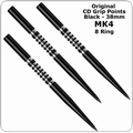 Original CD Grip Points MK4 Black 38 mm