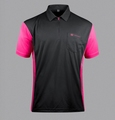 Target CoolPlay 3 Hybrid Dartshirt Black / Dark Pink