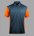 Target CoolPlay 3 Hybrid Dartshirt Steel Blue / Orange