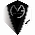 XQMax MvG logo Black and White