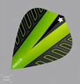 Target Vision Ultra Rob Cross Kite Lime Green