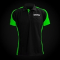Winmau Wincool 3 Dartshirt Neon Green