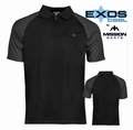 Mission Exos Cool SL Pure Black & Grey