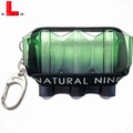 L-Style Krystal Flight Case N9 Twin Color Ideal Green