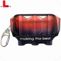 L-Style Krystal Flight Case N9 Twin Color Red Eye
