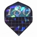 2D Holographic Standaard 180 On The Horizon