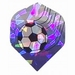 2D Holographic Standaard Football