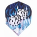 2D Holographic Standaard Dice