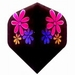 Eagle Hi Vis Xtra Strong Flower Power Black Set à 3 stuks