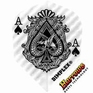Harrows Dimplex Ace of Spades