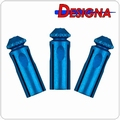 Aluminium Flight Protectors Blue