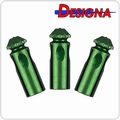 Aluminium Flight Protectors Green