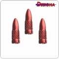 Aluminium Flight Protectors Beehive Red