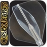 Cosmo Darts Fit Flight AIR Standaard Clear