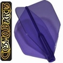 Cosmo Darts Fit Flight AIR Shape Purple