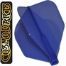 Cosmo Darts Fit Flight AIR Shape Dark Blue
