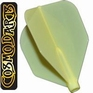Cosmo Darts Fit Flight AIR Shape Yellow