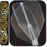 Cosmo Darts Fit Flight AIR Shape Clear