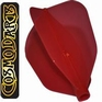 Cosmo Darts Fit Flight AIR Super Shape Red