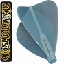 Cosmo Darts Fit Flight AIR Kite Clear Blue