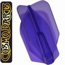 Cosmo Darts Fit Flight AIR Super Slim Purple