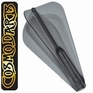 Cosmo Darts Fit Flight AIR Super Kite Clear Black
