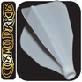 Cosmo Darts Fit Flight AIR W-Shape White
