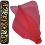 Cosmo Darts Fit Flight AIR W-Shape Red