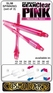 Cosmo Fit Shaft Gear Slim Spinning Clear Pink