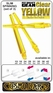 Cosmo Fit Shaft Gear Slim Spinning Clear Yellow