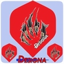 Designa Flights DSX Collection Claw Red