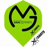 XQMax MvG logo Green with Black